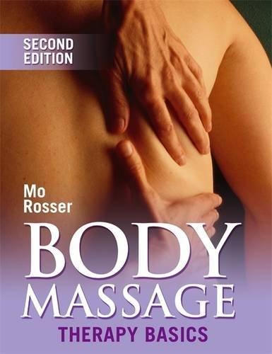 9780340816608: Body Massage: Therapy Basics 2nd Edition (Therapy Basics S.)