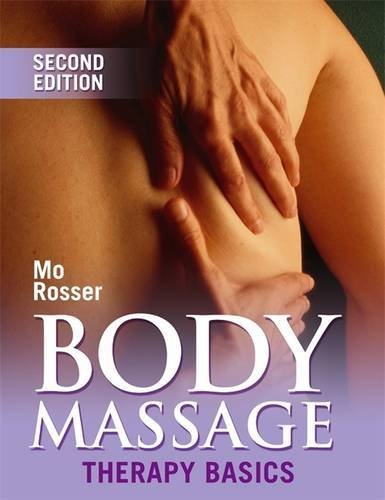 9780340816608: Body Massage: Therapy Basics (Therapy Basics S.)