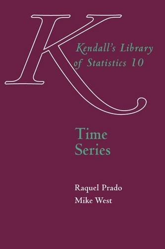 9780340816769: Kendall's Library of Statistics 10: Times Series (v. 10)
