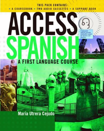 9780340816967: Access Spanish: CD Complete Pack: A First Language Course (Access Language Series) (Spanish Edition)