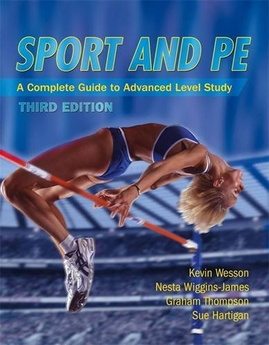 9780340817018: Sport & Pe, Student's Book: A Complete Guide to Advanced Level Study