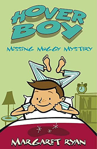 9780340817063: Missing Moggy Mystery: Book 3 (Hover Boy Series)