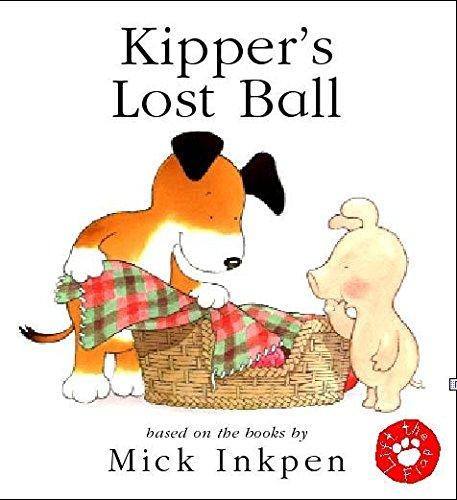 9780340818121: Kipper's Lost Ball