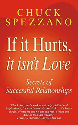 If It Hurts It Isn't Love: Spezzano, Chuck