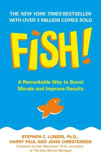 9780340819807: Fish!: A remarkable way to boost morale and improve results