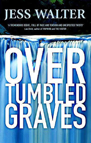 9780340819906: OVER TUMBLED GRAVES.
