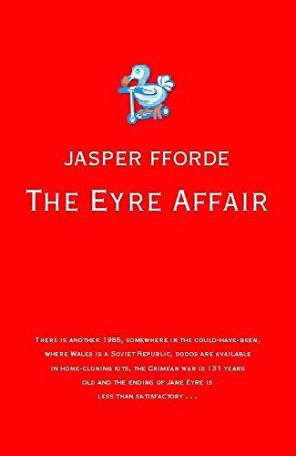 9780340820476: The Eyre Affair