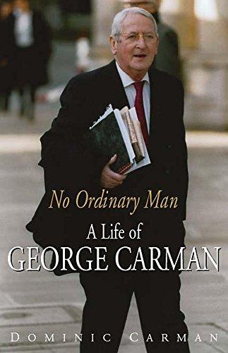 9780340820988: No Ordinary Man: A Life of George Carman