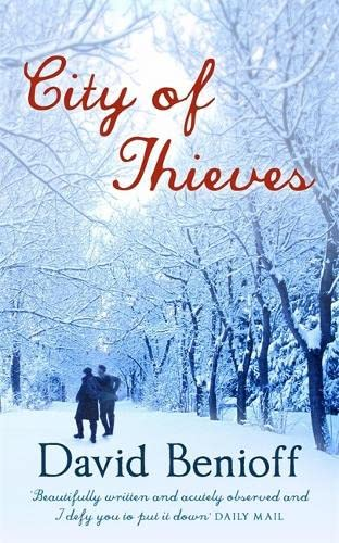 9780340822319: City of Thieves