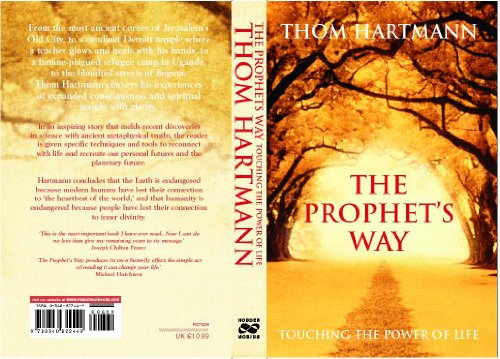 9780340822449: The Prophet's Way: Touching the Power of Life