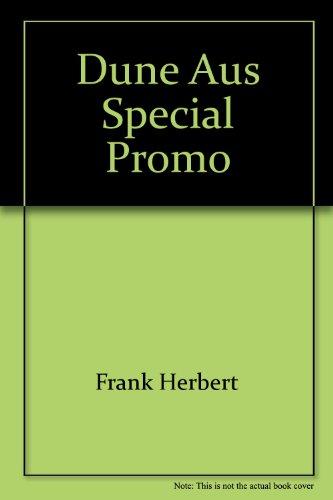 9780340822548: Dune Aus Special Promo