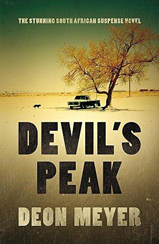 9780340822654: Devil's peak