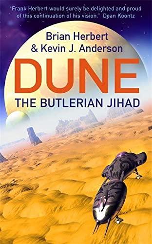 9780340823323: The Butlerian Jihad: Legends of Dune