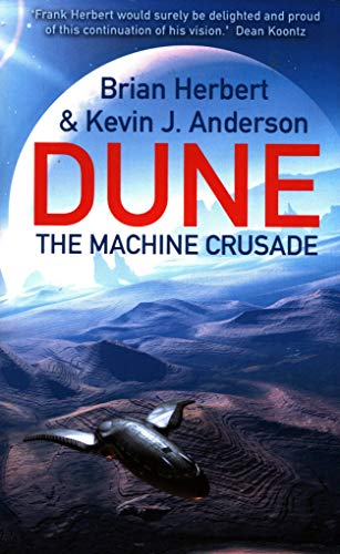 9780340823354: The Machine Crusade: Legends of Dune 2