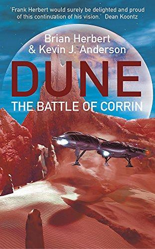 9780340823361: The Battle of Corrin (Legends of Dune)