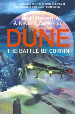 9780340823378: The Battle Of Corrin: Legends of Dune 3