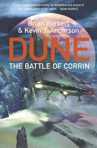 9780340823378: The Battle of Corrin (Legends of Dune)
