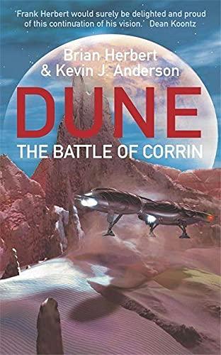 9780340823385: The Battle Of Corrin: Legends of Dune 3