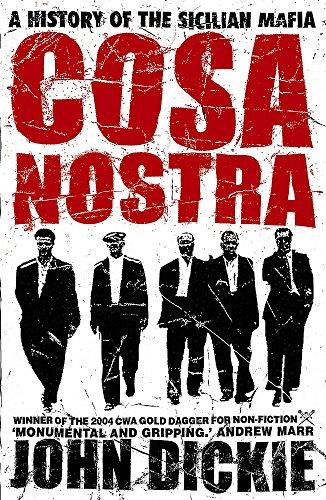 9780340824351: Cosa nostra: A History of the Sicilian Mafia