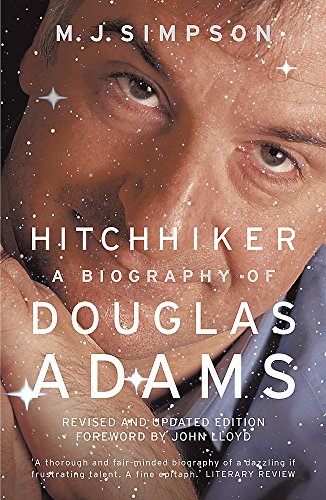 9780340824894: Hitchhiker: A Biography of Douglas Adams
