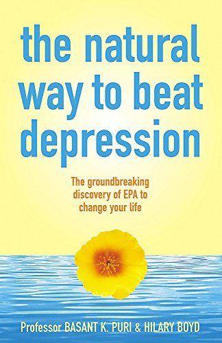 9780340824979: The Natural Way to Beat Depression: The Groundbreaking Discovery of EPA to Successfully Conquer Depression