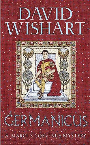 9780340825310: Germanicus (A Marcus Corvinus Mystery)