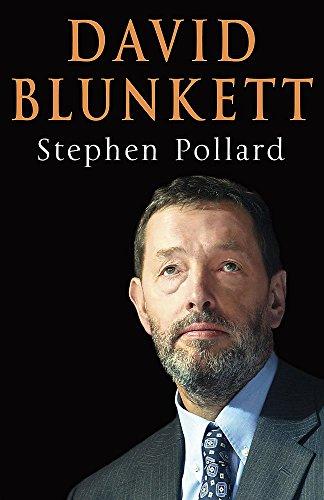 9780340825341: David Blunkett