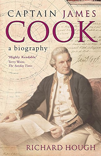 9780340825563: Captain James Cook