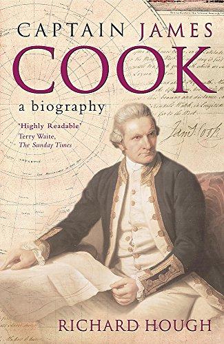 9780340825563: Captain James Cook