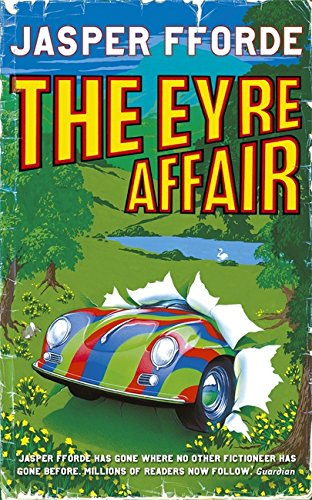 9780340825761: The Eyre Affair: Thursday Next Book 1
