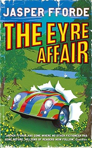 9780340825761: Eyre Affair - Book Club Edition