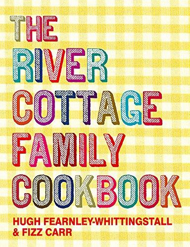 9780340826393: River Cottage Family Cookbook
