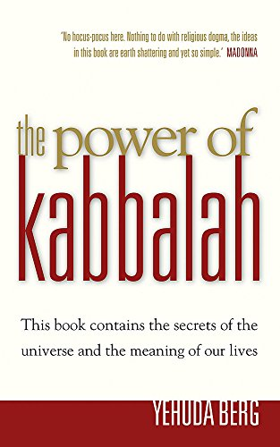 9780340826676: The Power of Kabbalah