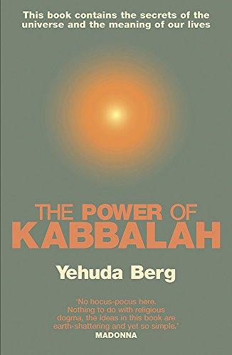 9780340826683: Power of Kabbalah