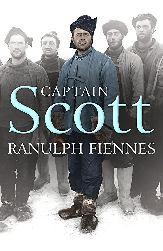 9780340826980: CAPTAIN SCOTT.