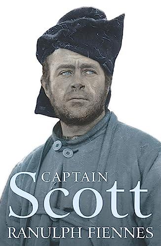 Captain Scott: Fiennes, Sir Ranulph, Bt OBE