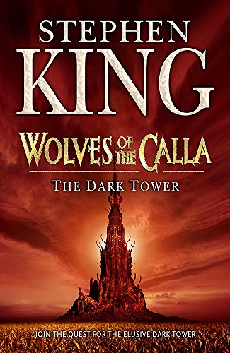 9780340827154: The Dark Tower: Wolves of the Calla