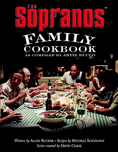 9780340827246: Sopranos Family Cookbook