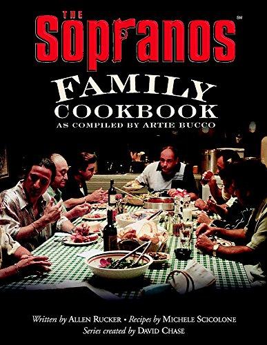 9780340827246: The Sopranos Family Cookbook