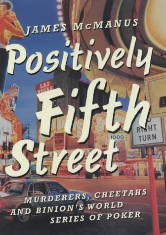 9780340829691: McManus, J: Positively Fifth Street