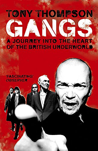 9780340830536: Gangs: A Journey into the Heart of the British Underworld