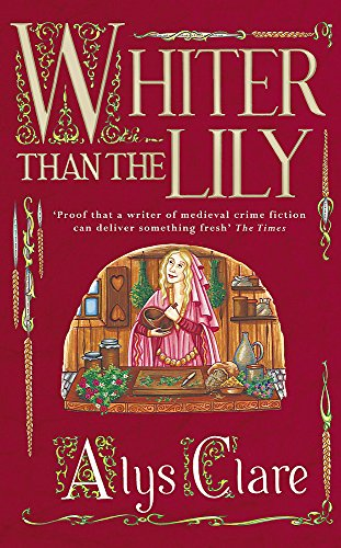 9780340831120: Whiter Than the Lily (Hawkenlye Mysteries 7)