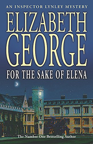 9780340831366: For The Sake Of Elena: An Inspector Lynley Novel: 5 (Inspector Lynley Mystery)