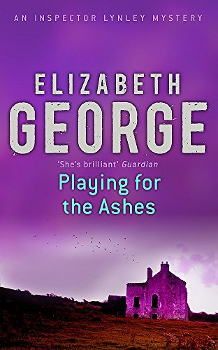 9780340831410: Playing for the Ashes (Inspector Lynley Mystery)