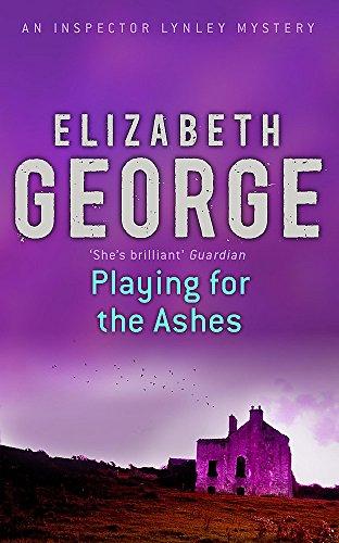 9780340831410: Playing For The Ashes: An Inspector Lynley Novel: 7 (Inspector Lynley Mystery)
