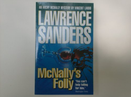 Mcnally's Folly (0340831901) by Lawrence Sanders