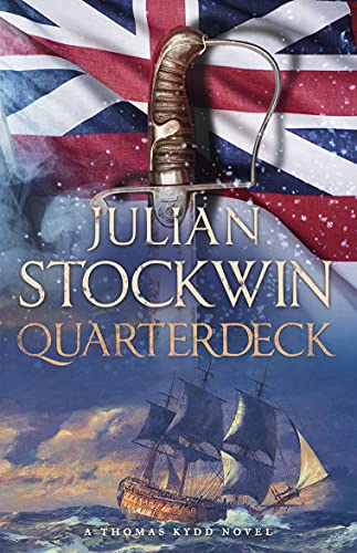 9780340832196: Quarterdeck: Thomas Kydd 5