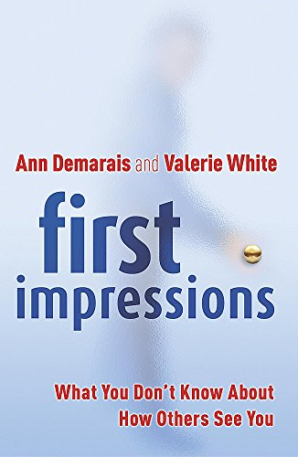 9780340833377: First Impressions: What You Don't Know About How Others See You