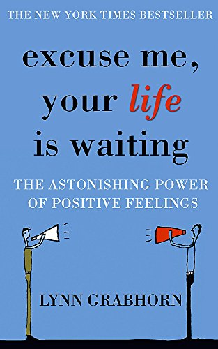 9780340834213: Excuse Me, Your Life is Waiting: The Power of Positive Feelings