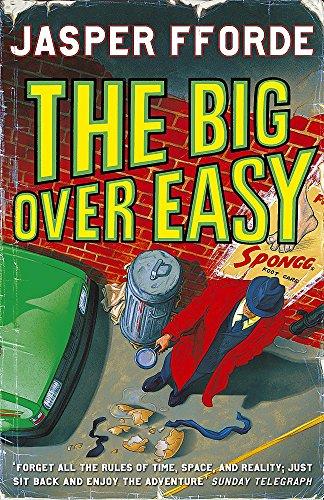 The Big Over Easy ***SIGNED***: Jasper Fforde